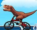 Kerékpáros T-rex