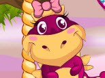 Play Baby Dino Love Online