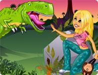 Jurassic park öltöztet…