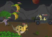 Menekülés a Jurassic …