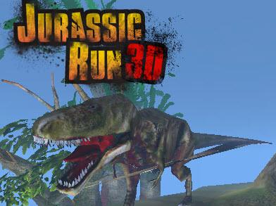 Playing Jurassic Park játék 3D
