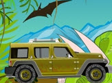 Play Jurassic Jeep Online