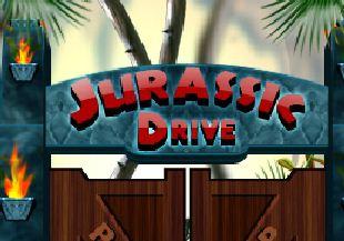 Vezetés a Jurassic Parkban