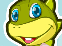 Dino nevelde játék