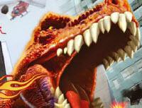 Menekülés a T-Rex elő…